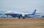 FRTさんが、松山空港で撮影した全日空 787-9の航空フォト(写真)