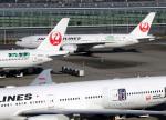 voyagerさんが、羽田空港で撮影した日本航空 777-246/ERの航空フォト(飛行機 写真・画像)