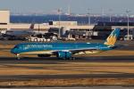 たまさんが、羽田空港で撮影したベトナム航空 A350-941XWBの航空フォト(写真)