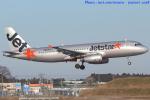 いおりさんが、成田国際空港で撮影したジェットスター・ジャパン A320-232の航空フォト(写真)