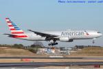 いおりさんが、成田国際空港で撮影したアメリカン航空 777-223/ERの航空フォト(写真)