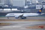 kumagorouさんが、羽田空港で撮影したルフトハンザドイツ航空 A350-941XWBの航空フォト(飛行機 写真・画像)