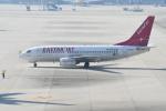 シュウさんが、関西国際空港で撮影したイースター航空 737-73Vの航空フォト(写真)