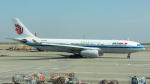 coolinsjpさんが、上海浦東国際空港で撮影した中国国際航空 A330-243の航空フォト(写真)