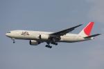 やつはしさんが、羽田空港で撮影した日本航空 777-246の航空フォト(写真)