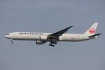 やつはしさんが、羽田空港で撮影した日本航空 777-346の航空フォト(写真)