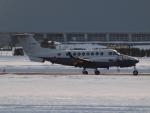 ここはどこ?さんが、札幌飛行場で撮影した陸上自衛隊 350 King Airの航空フォト(写真)