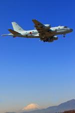 ふるちゃんさんが、厚木飛行場で撮影した海上自衛隊 XP-1の航空フォト(写真)