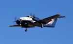 ハミングバードさんが、名古屋飛行場で撮影した川崎重工業 B200 Super King Airの航空フォト(写真)
