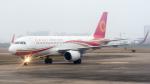 coolinsjpさんが、三亜鳳凰国際空港で撮影した成都航空 A320-214の航空フォト(写真)