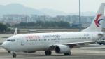 coolinsjpさんが、三亜鳳凰国際空港で撮影した中国東方航空 737-89Pの航空フォト(写真)
