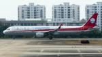 coolinsjpさんが、三亜鳳凰国際空港で撮影した四川航空 A321-211の航空フォト(写真)
