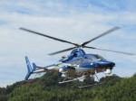 ランチパッドさんが、静岡ヘリポートで撮影した中日本航空 430の航空フォト(写真)