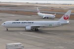 たみぃさんが、羽田空港で撮影した日本航空 767-346の航空フォト(写真)