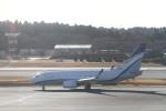 AXT747HNDさんが、成田国際空港で撮影した現代自動車 737-7GE(BBJ)の航空フォト(写真)