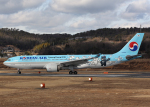 Bokuranさんが、岡山空港で撮影した大韓航空 A330-223の航空フォト(写真)