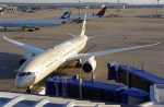 EY888さんが、中部国際空港で撮影したエティハド航空 787-9の航空フォト(写真)