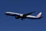 地主さんが、成田国際空港で撮影したチャイナエアライン 777-309/ERの航空フォト(写真)