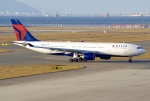 EY888さんが、中部国際空港で撮影したデルタ航空 A330-223の航空フォト(写真)