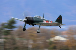 Assk5338さんが、松本空港で撮影したゼロエンタープライズ Zero 22/A6M3の航空フォト(写真)