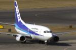 senyoさんが、羽田空港で撮影したエアーニッポン 737-54Kの航空フォト(写真)