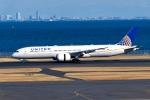TAISEIさんが、羽田空港で撮影したユナイテッド航空 787-9の航空フォト(写真)