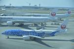 fukucyanさんが、那覇空港で撮影した日本トランスオーシャン航空 737-8Q3の航空フォト(写真)