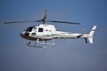 kumagorouさんが、仙台空港で撮影した雄飛航空 AS350B Ecureuilの航空フォト(飛行機 写真・画像)
