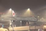 多摩川崎2Kさんが、羽田空港で撮影した航空自衛隊 747-47Cの航空フォト(写真)