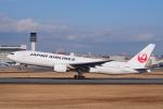 GirlsGenerationさんが、伊丹空港で撮影した日本航空 777-289の航空フォト(写真)