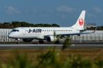 YZR_303さんが、伊丹空港で撮影したジェイ・エア ERJ-190-100(ERJ-190STD)の航空フォト(写真)