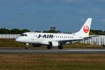 YZR_303さんが、伊丹空港で撮影したジェイ・エア ERJ-170-100 (ERJ-170STD)の航空フォト(写真)