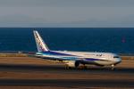 YZR_303さんが、中部国際空港で撮影した全日空 767-381/ERの航空フォト(写真)