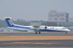 トロピカルさんが、成田国際空港で撮影したANAウイングス DHC-8-402Q Dash 8の航空フォト(写真)