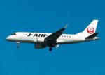 なかよし号さんが、羽田空港で撮影したジェイ・エア ERJ-170-100 (ERJ-170STD)の航空フォト(写真)