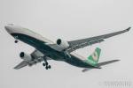 遠森一郎さんが、福岡空港で撮影したエバー航空 A330-302の航空フォト(写真)