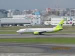 sp3混成軌道さんが、福岡空港で撮影したジンエアー 737-86Nの航空フォト(写真)