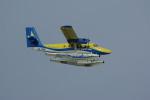 狛犬さんが、マレ・フルレ国際空港で撮影したトランス・モルジビアン・エアウェイズ DHC-6 Twin Otterの航空フォト(写真)