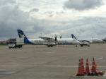 狛犬さんが、ワットタイ国際空港で撮影したラオス国営航空 ATR-72-600の航空フォト(写真)
