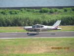 sp3混成軌道さんが、岡南飛行場で撮影した日本個人所有 TB-21 Trinidad TC GTの航空フォト(写真)