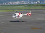 sp3混成軌道さんが、岡南飛行場で撮影したセントラルヘリコプターサービス BK117C-2の航空フォト(写真)