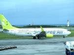 ken1☆MYJさんが、那覇空港で撮影したソラシド エア 737-81Dの航空フォト(写真)