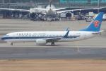 いおりさんが、羽田空港で撮影した中国南方航空 737-86Nの航空フォト(写真)
