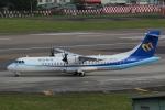 プリン賢さんが、台北松山空港で撮影したマンダリン航空 ATR-72-600の航空フォト(写真)