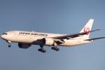✈︎十六夜空六✈︎さんが、成田国際空港で撮影した日本航空 777-246/ERの航空フォト(写真)