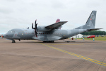 Tomo-Papaさんが、フェアフォード空軍基地で撮影したポーランド空軍 C-295の航空フォト(写真)