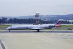 狛犬さんが、ロナルド・レーガン・ワシントン・ナショナル空港で撮影したピーエスエー・エアラインズ CL-600-2D24 Regional Jet CRJ-900LRの航空フォト(写真)