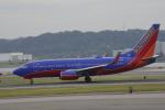 狛犬さんが、ロナルド・レーガン・ワシントン・ナショナル空港で撮影したサウスウェスト航空 737-7BDの航空フォト(写真)