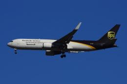 ・8・さんが、成田国際空港で撮影したUPS航空 767-34AF/ERの航空フォト(写真)