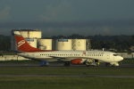 狛犬さんが、ホセ・マルティ国際空港で撮影したスウィフト・エア 737-45Dの航空フォト(写真)